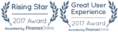 qminder rising star and great user experience award