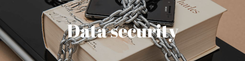data security in healthcare