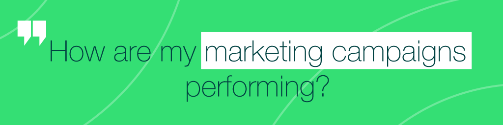 measure marketing success