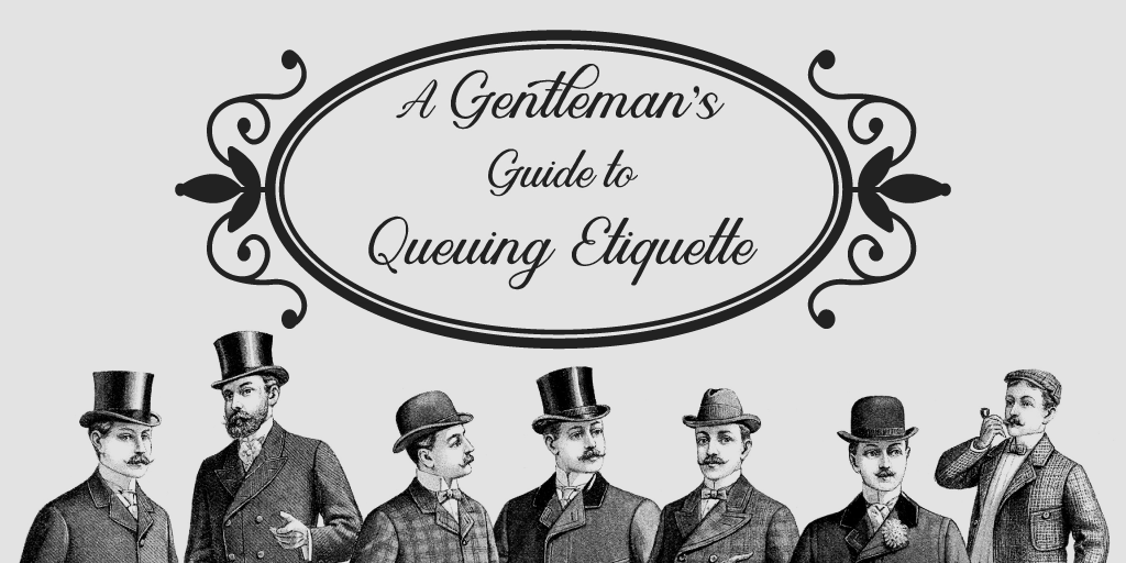 guide to queuing etiquette