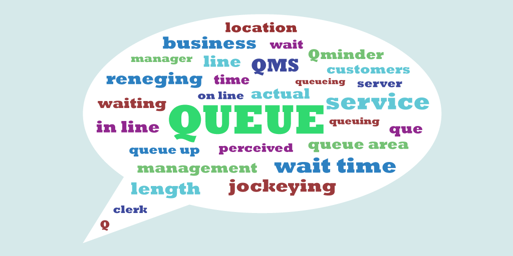 queue management language